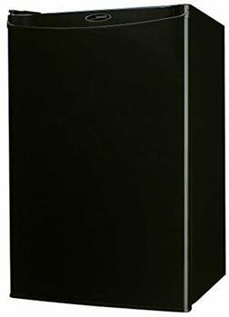 Danby Designer DCR044A2BDD Compact Refrigerator, 4.4-Cubic F