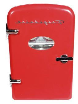Frigidaire EFMIS129 6 Can 4L Mini Refrigerator Fridge - Re