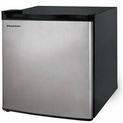Curtis EFR180 1.7 Cu Ft Mini Fridge Ss