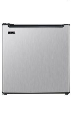Energy Star 1.7 Cu. Ft. Mini All-Refrigerator with Stainless