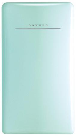 Daewoo FR-044RCNM Retro Compact Refrigerator 4.4 Cu. Ft. | M