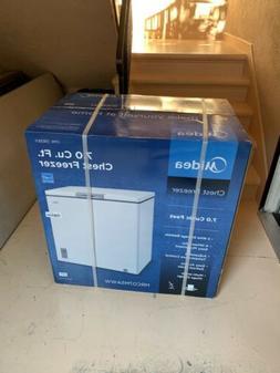 Freezer Chest Media 7.0 cuft.