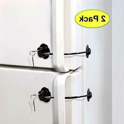 fridge lock