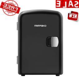 FRIDGE MINI COOLER REFRIGERATOR Compact Freezer Portable Chi