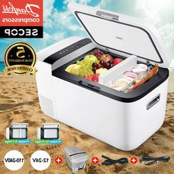 ICECO GO20 Mini Fridge Compact Refrigerator Electric Cooler