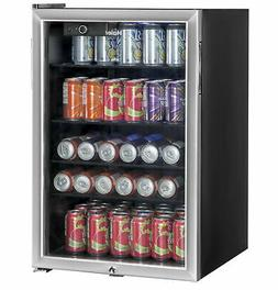 Haier  150 CAN  Beverage Refrigerator Mini Wine Fridge Soda