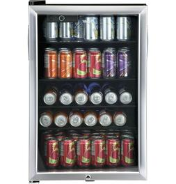 haier 150 can locking beverage center cooler