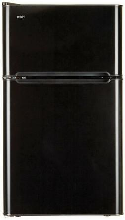 Haier HC32TW10SB 3.2cu ft 2Door Mini Refrigerator for Garage
