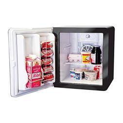 Haier HSR17B Compact Mini Refrigerator Fridge, 1.7-Cu. Feet