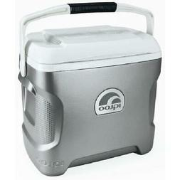 Iceless Electric Cooler Portable Car Snack Drink Mini Refrig
