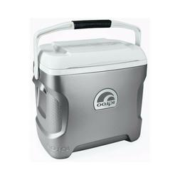 Iceless Hard Cooler Portable Igloo Electric Mini Fridge 12V