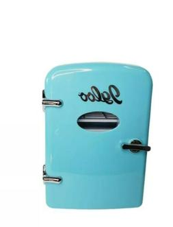 IGLOO MINI FRIDGE HOLDS 6 CANS NICE FOR THE OFFICE OR REC RO