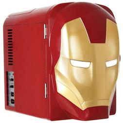 MARVEL IRONMAN 4L Thermoelectric Mini Fridge Cooler