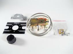 K50-P1125  Refrigerator Thermostat Single Temperature Cabine