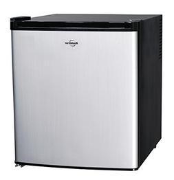 Koolatron KCR40B AC/DC Hybrid Heat Pipe Compact Refrigerator
