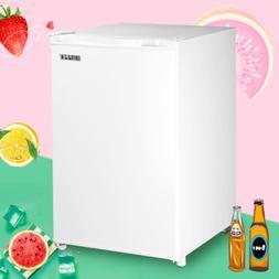 KUPPET 3.2 Cu.Ft. Compact Refrigerator Mini Dorm Small Fridg