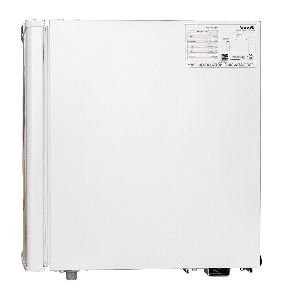 Smad Cu Mini Door Compact White Small Refrigerator