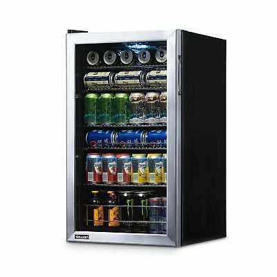 126 can beverage cooler