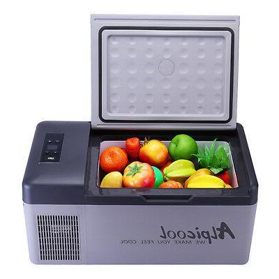 15l 12 24v portable freezer camping car