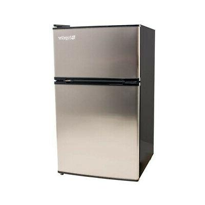 EdgeStar 3.1 Cu. Ft. Energy Star Compact Fridge/Freezer - St