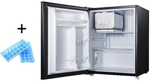 2 7 compact refrigerator plus