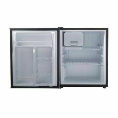 Whirlpool 2.7 ft. Mini Refrigerator - Steel