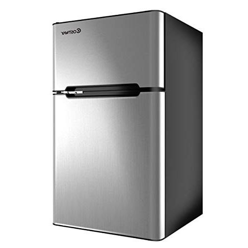 2 door compact refrigerator unit