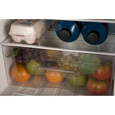 3.2 Cubic Feet 2-Door True-Freezer Compartment,