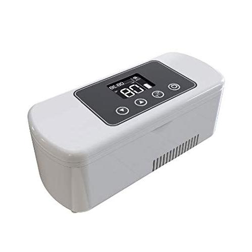 2018 upgrade portable insulin refrigerator