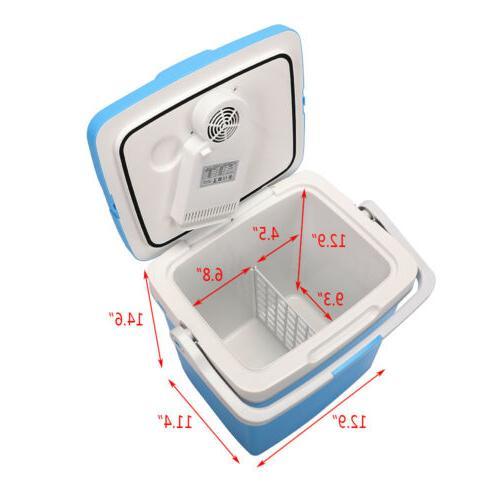 26L Electric Car Home Portable Mini Fridge