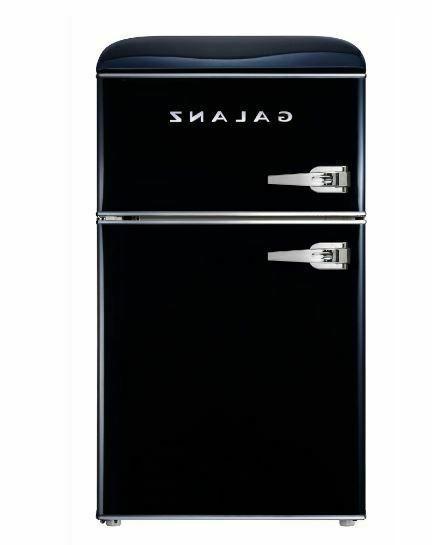 3 1 cu ft retro compact refrigerator