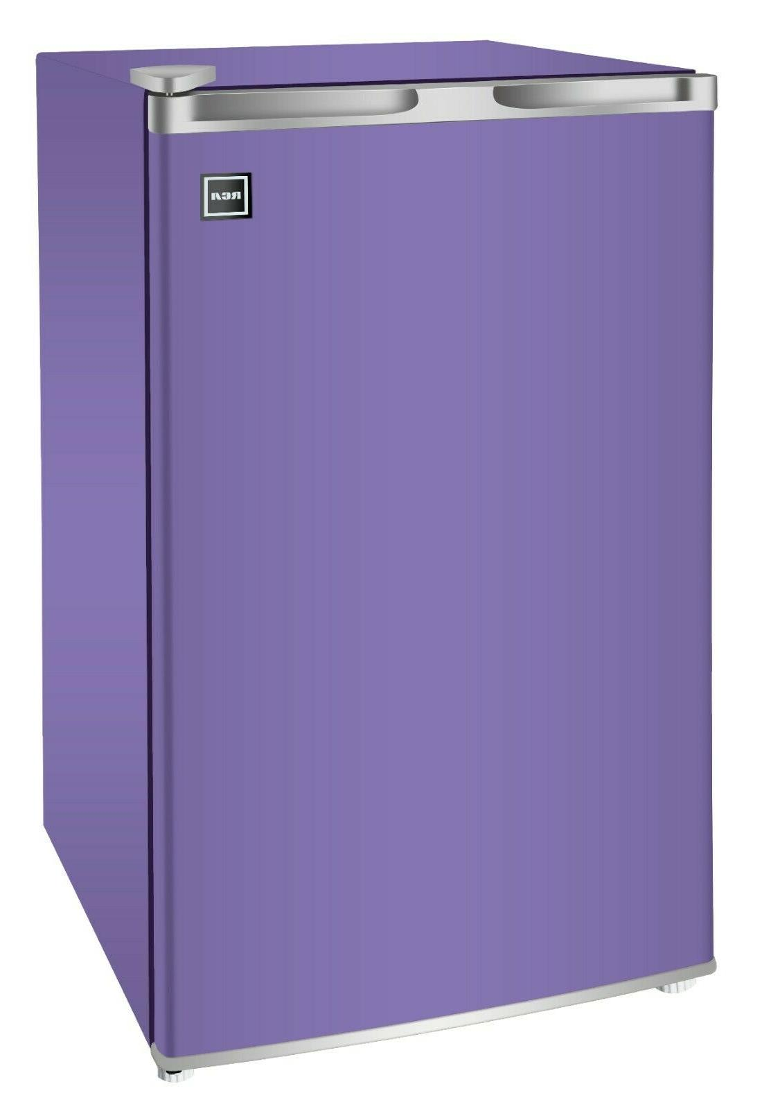RCA Mini Fridge Steel