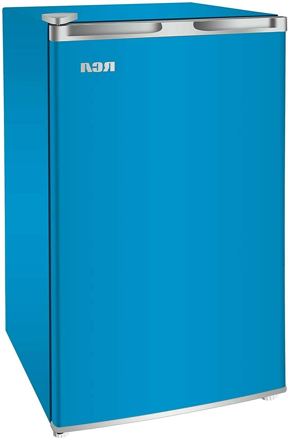 RCA Mini Fridge Stainless Steel