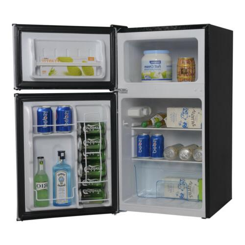 3.2 Stainless Steel Freezer Compact