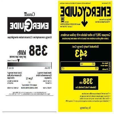 3.2 Door Fridge Freezer RFR834 Multiple Colors