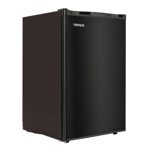 3.2 CUFT Mini Refrigerator Compact Fridge Freezer Freestandi