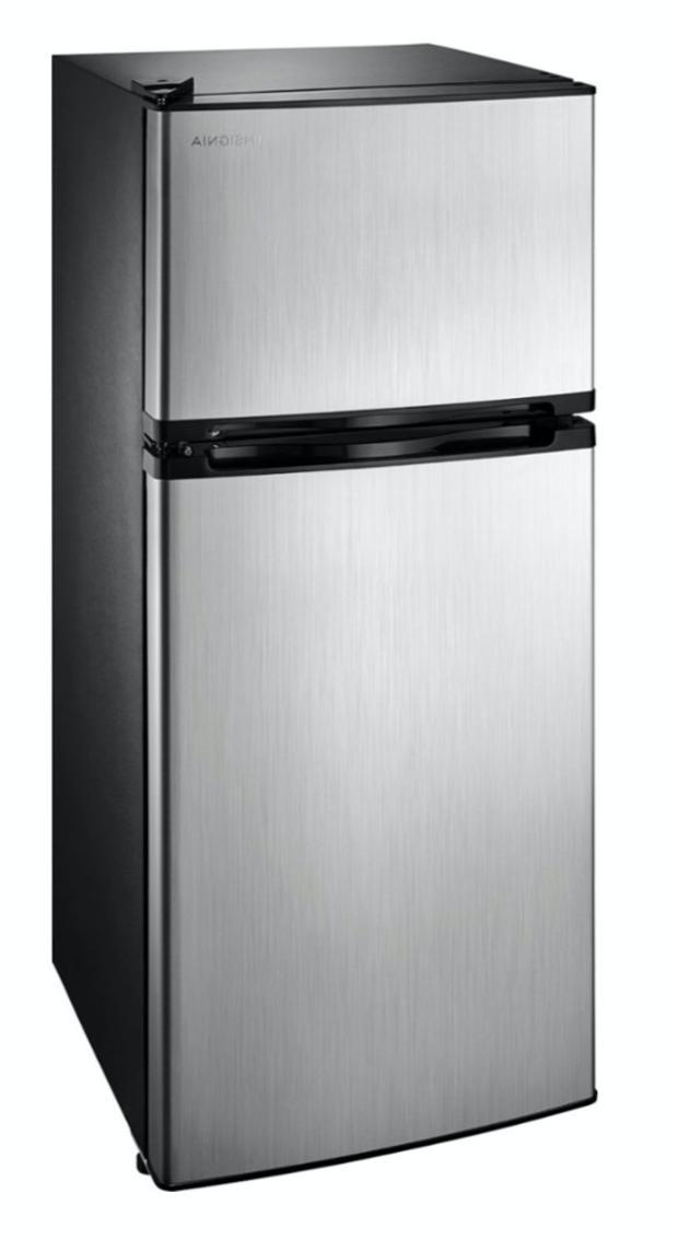 4 3 cu ft fridge freezer 2