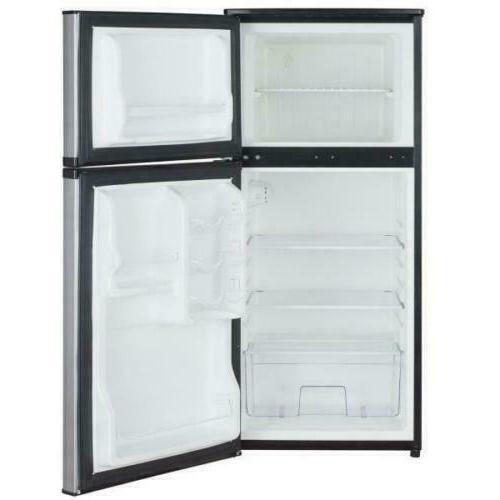 Magic 4.3 ft. Mini Refrigerator Stainless Steel - HVDR430SE