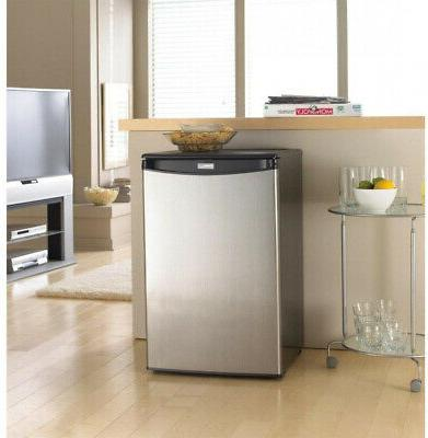 Danby 4.4 ft. Mini All Refrigerator in Stainless Cooler
