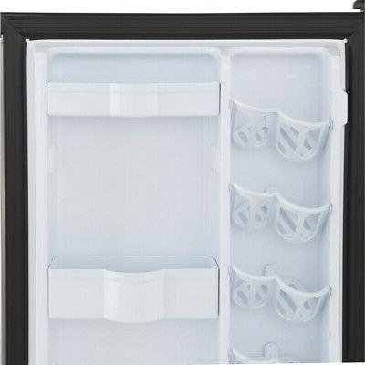 Danby 4.4 ft. Mini in Stainless Fridge Cooler