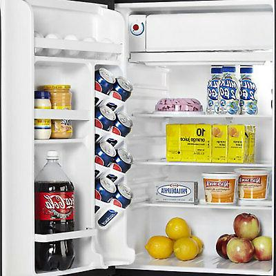 Danby 4.4 Feet Compact Refrigerator Freezer, Stainless
