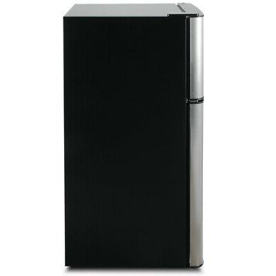 4.5 cu. Mini Fridge Compact Freezer Dorm Studio