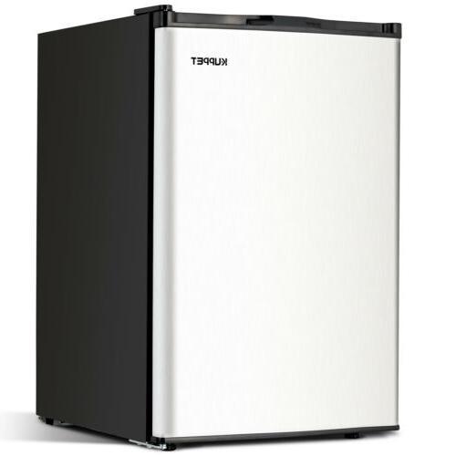 4.6 CuFt Refrigerator Compact Freezer Freestanding