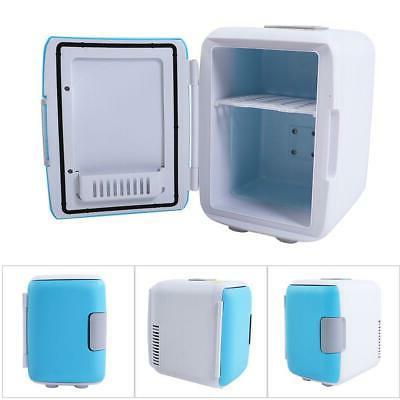 4L Mini Freezer Cooler Boat Home Refrigerator