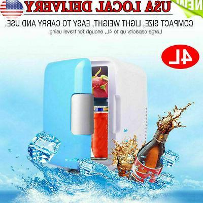 4l mini fridge freezer cooler travel camping