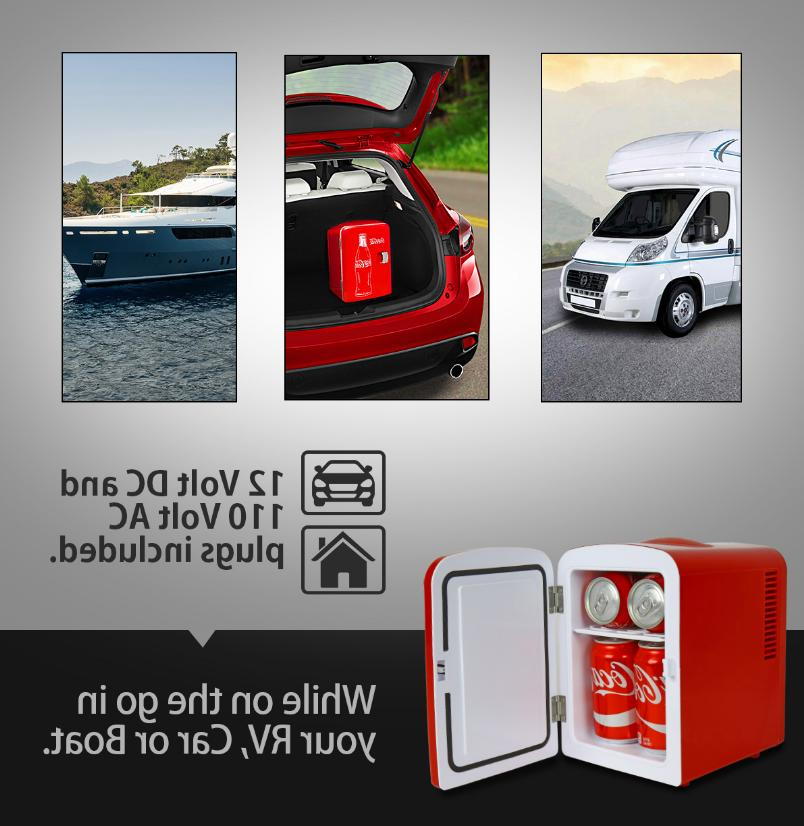 6-can Mini Car - Cords Included* Same-Day Shipping