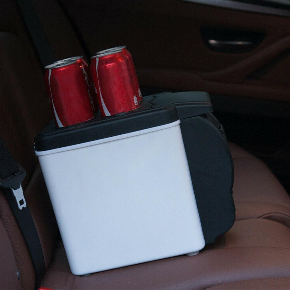 Portable Car Fridge Refrigerator Cooler Travel Camping Box