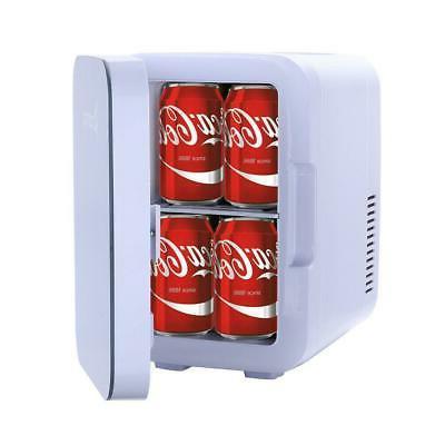 6L Portable Fridge Cooler Warmer Car Home AC &