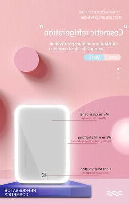 8L Light Cosmetic Refrigerator Skincare