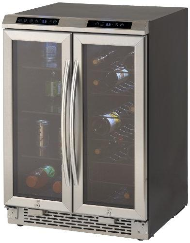 Avanti - 19-bottle Wine Cooler - Black